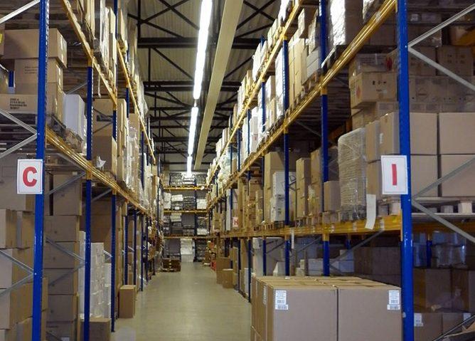 miami industrial team warehouses