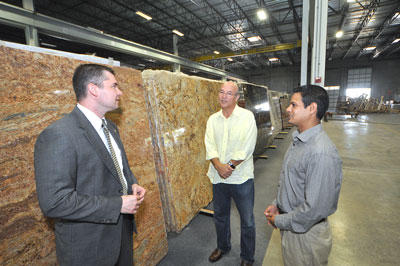 msi south florida warehouse space