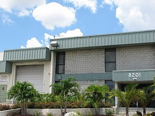 doral warehouse building, miami distribution