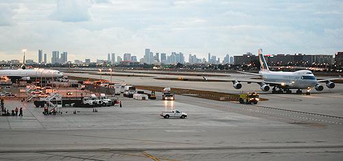miami air cargo at miami international airport mia