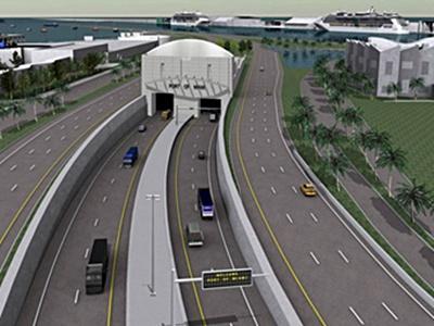 port miami tunnel