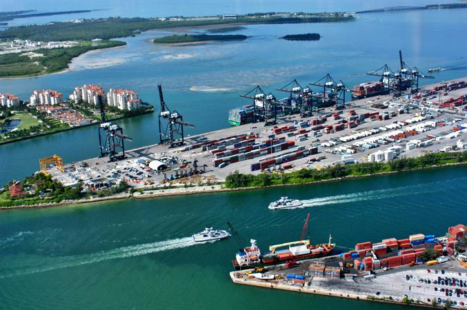 port of miami cargo