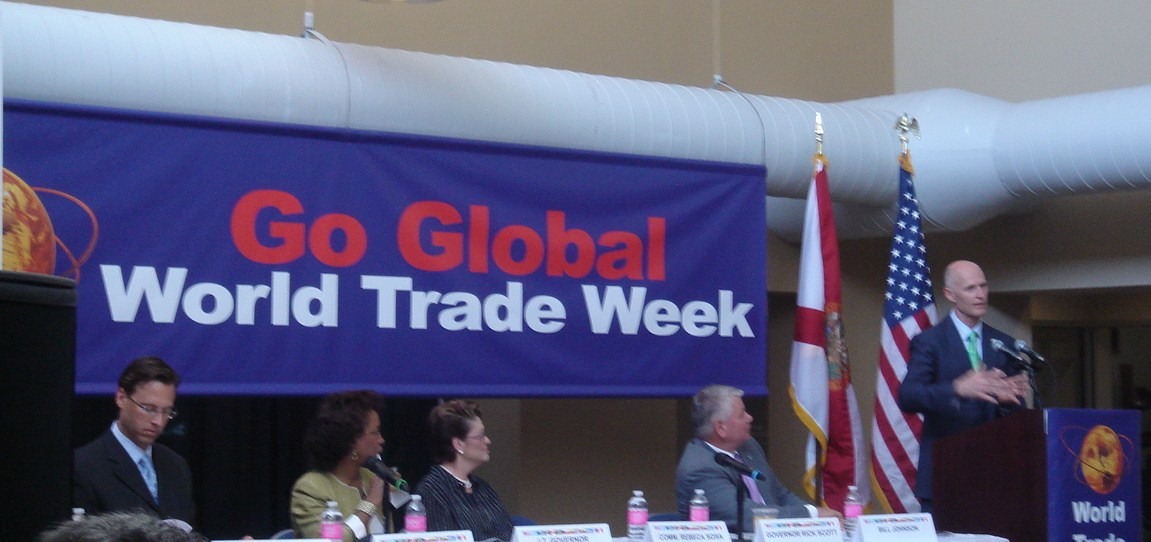 world trade week miami