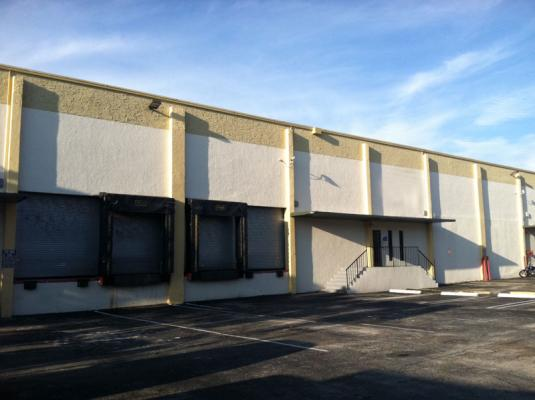 doral cooler warehouse for rent