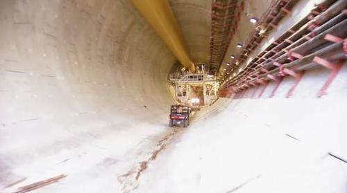 construction of port miami tunnel