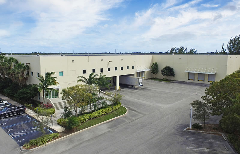 miami industrial real estate team_featured property_homestead warehouse