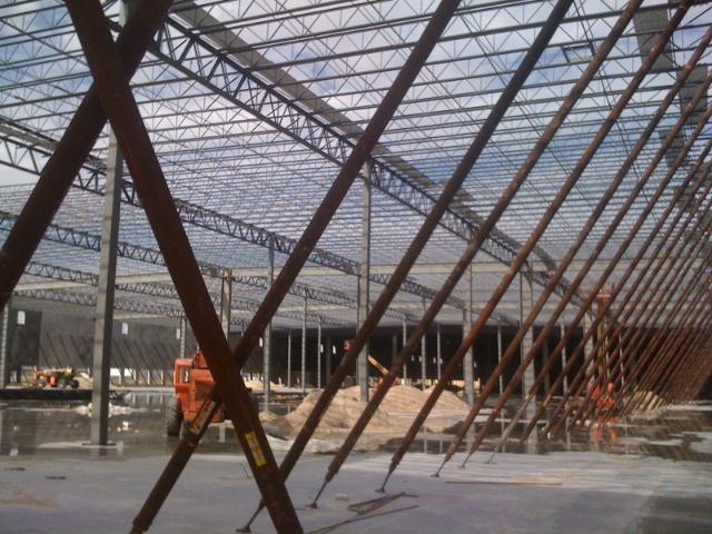 warehouse construction in miami