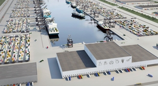 cool port rotterdam netherlands