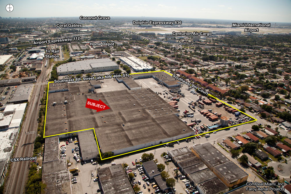 hialeah warehouse space for lease