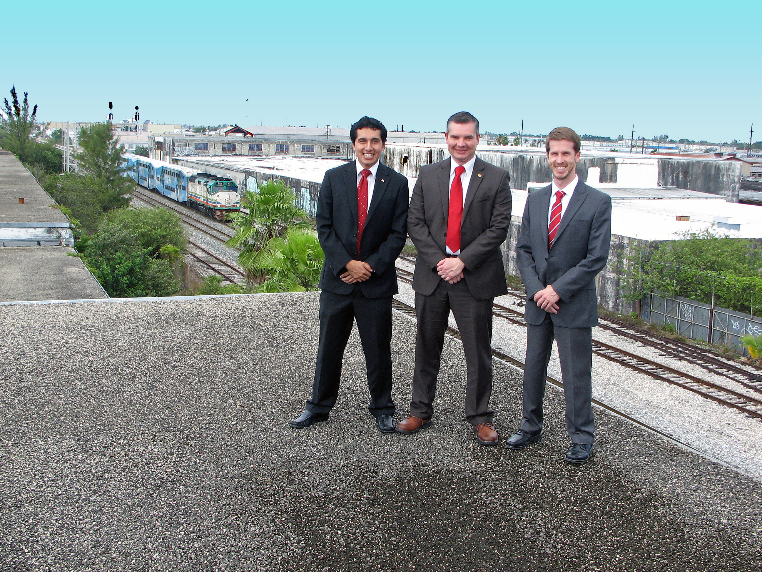 miami railroad warehouse team