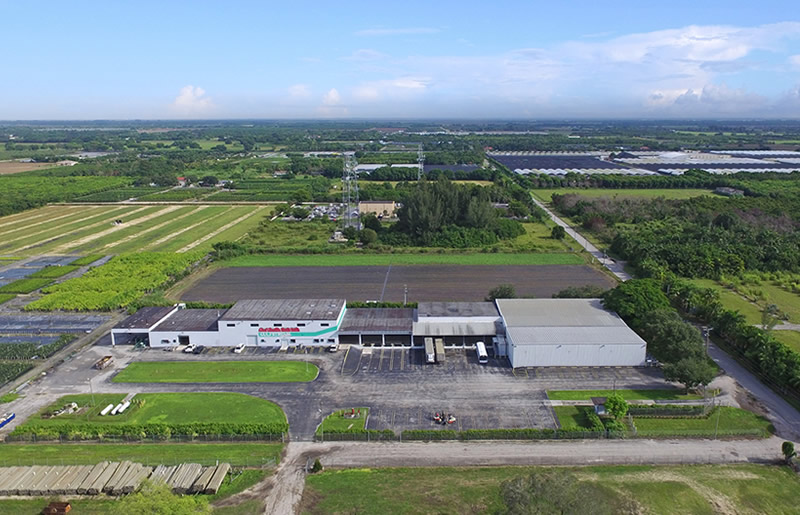 miami industrial real estate team_featured property_redland warehouse