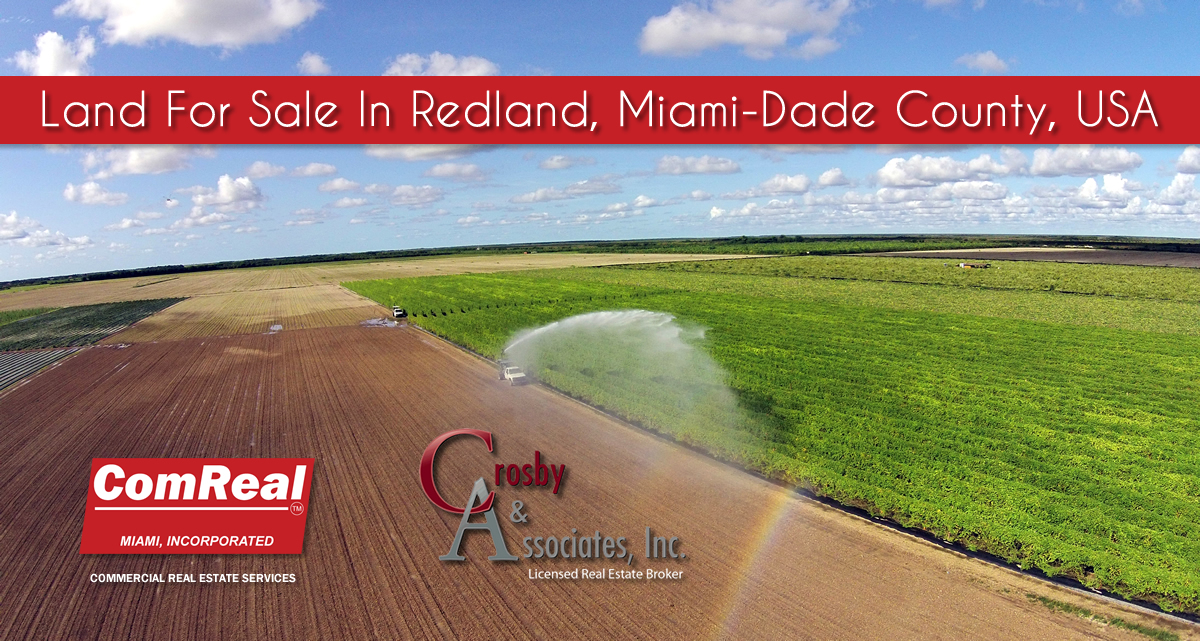 redland florida usa land for sale