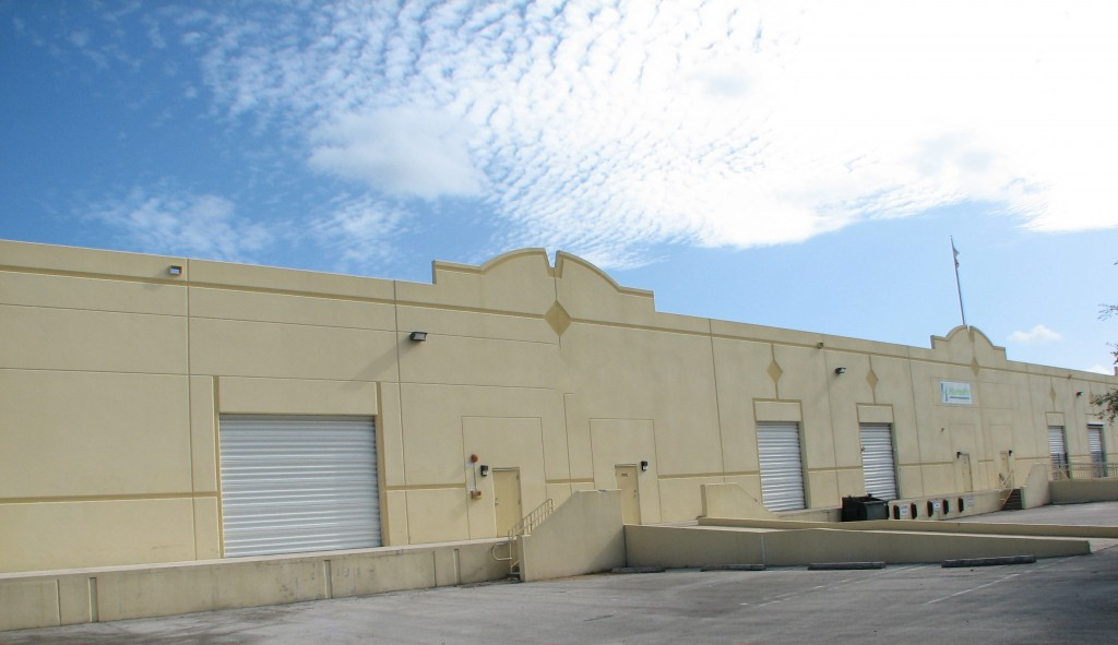 warehouse sold in homestead florida