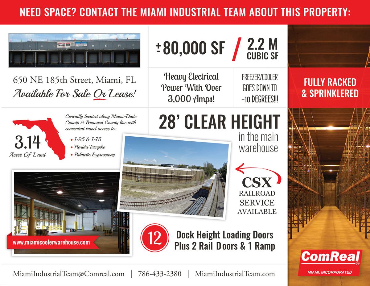 650 NE 185th Street Miami FL