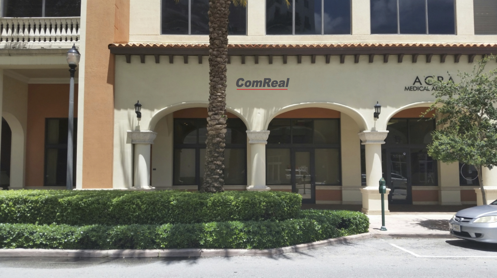 comreal miami coral gables office building