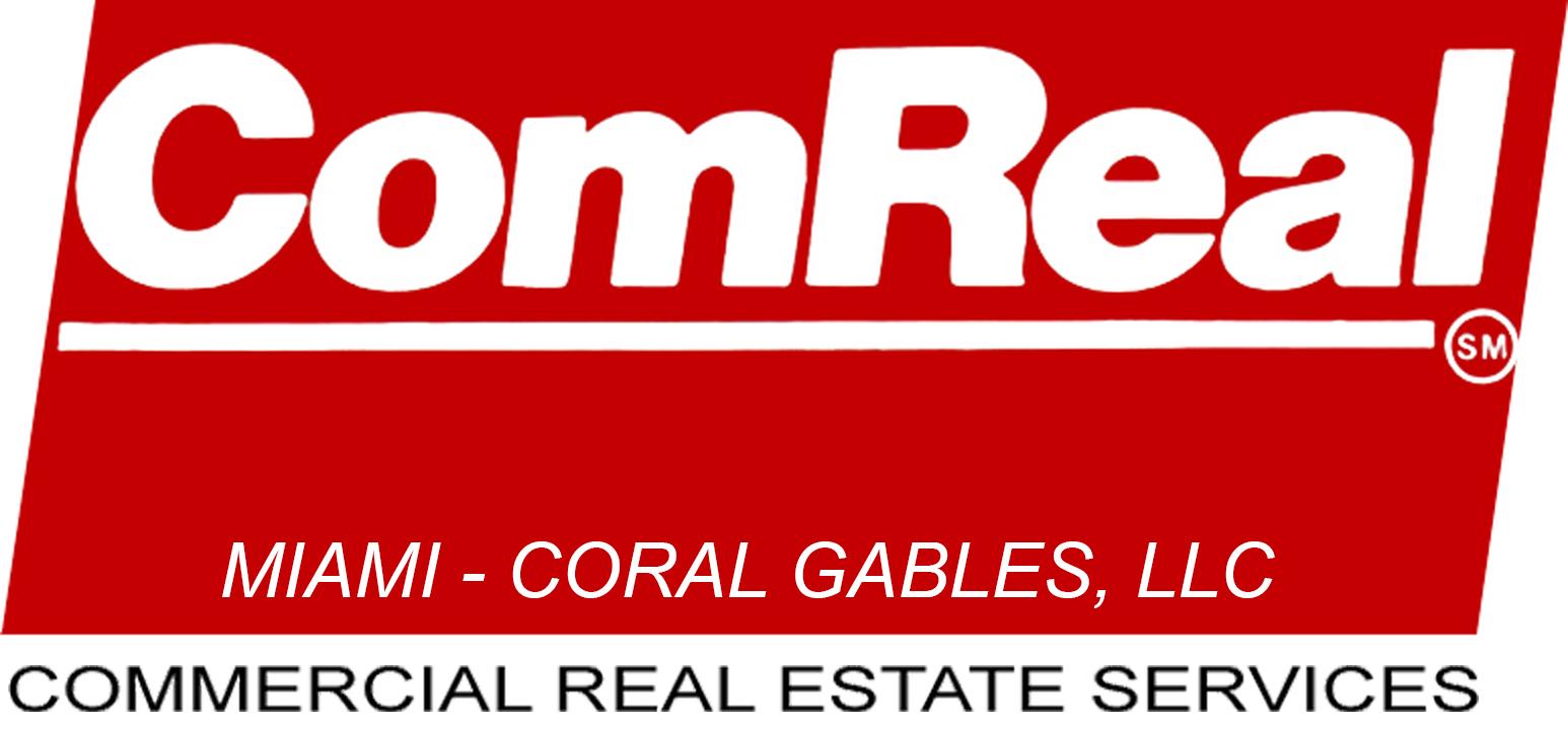 comreal miami coral gables logo