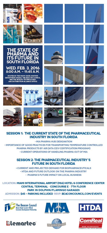 miami pharmaceuticals hub warehouses
