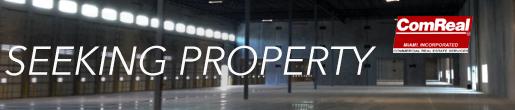 seeking miami commercial property