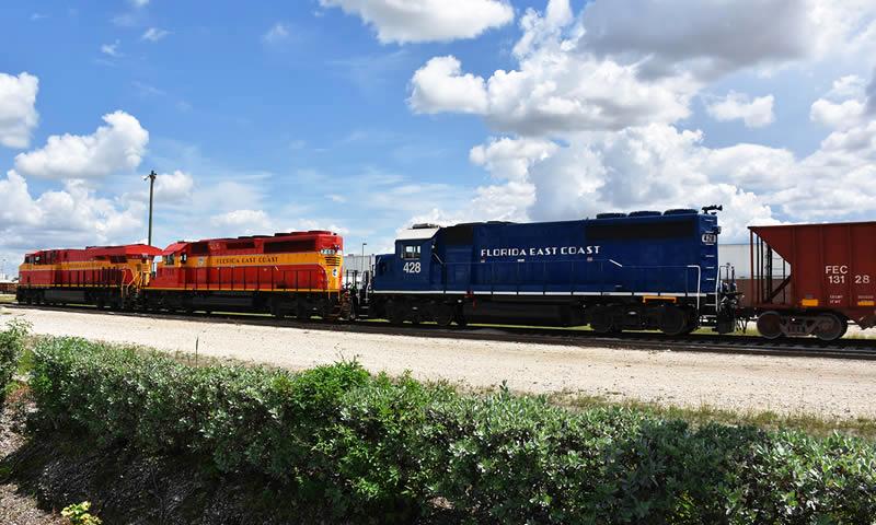 rail served warehouses