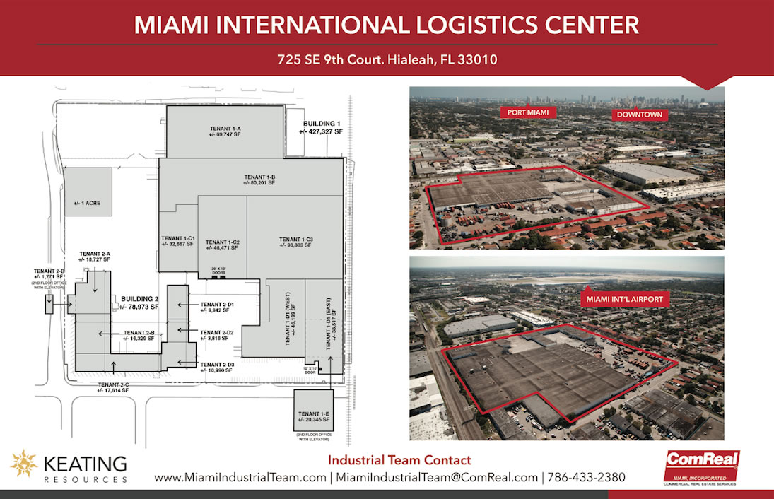 miami international logistics center
