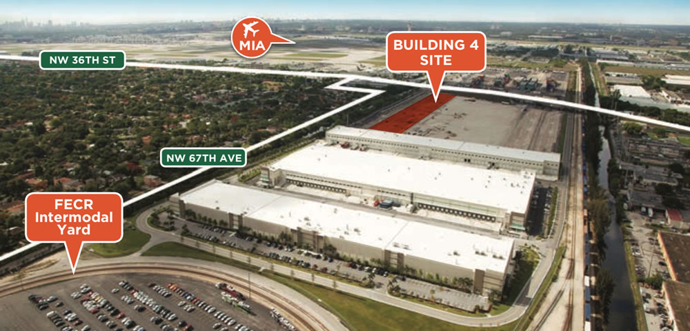 south florida logistics center, 3200 nw 67 avenue miami