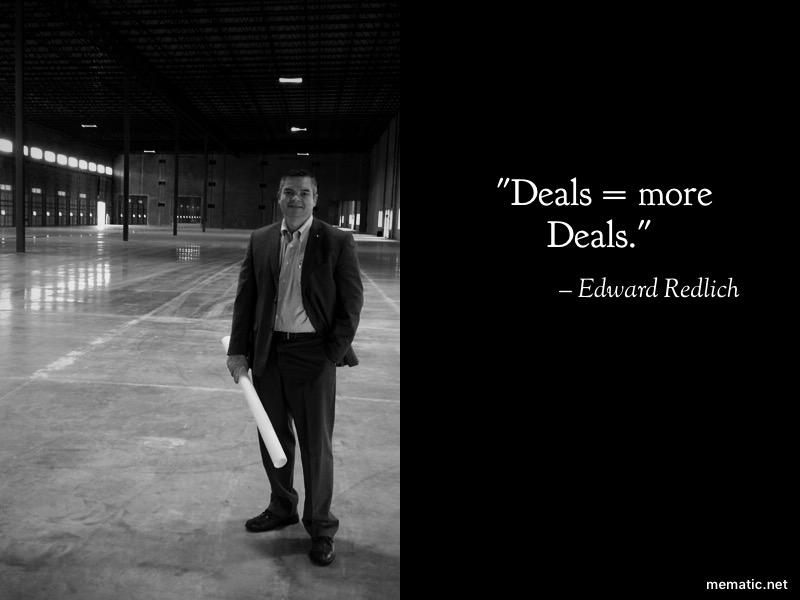 deals = more deals