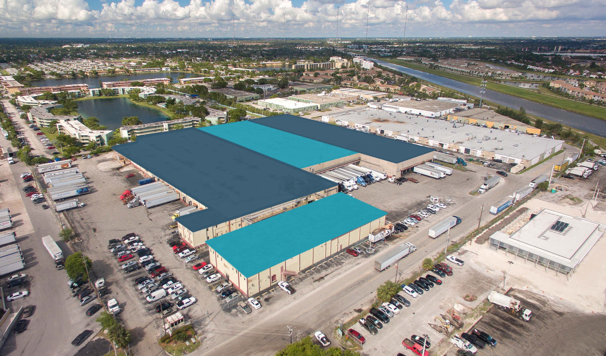 southeast frozen foods miami warehouse