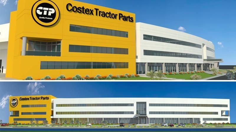 costex warehouse at 5900 nw 74 avenue, miami, florida