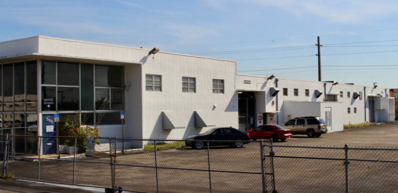 warehouse in hialeah sold